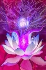 The Violet Flame Exercise to heal and clear your karma. | Qigong, Yoga and Healing | Scoop.it