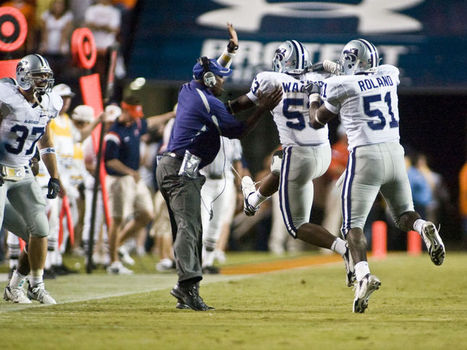 AUBURN FOOTBALL: 2014 Opponent Preview: Kansas State provides Auburn with 1st major test of season | All Things Wildcats | Scoop.it