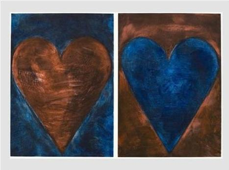 Pop Artist Jim Dine Gifts Graphic Works To British Museum - ArtLyst | Technology | Scoop.it