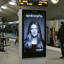 Une publicité dans le métro qui décoiffe | Réalité augmentée | Scoop.it