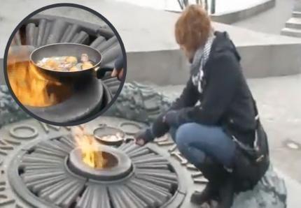 INSOLITE - Ces oeufs cuits à la flamme du soldat inconnu | Le monde est flou | Scoop.it