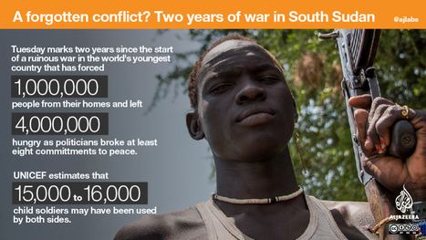 South Sudan marks two years of ruinous war | Arts and Poetry | Scoop.it