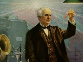 Thomas Edison - Inventions - HISTORY.com   Edison and Education Technology   Scoop.it