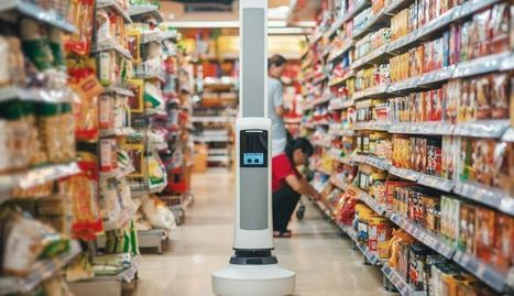 Robotics Startups Are Coming to the Retail Aisle | The Robot Times | Scoop.it
