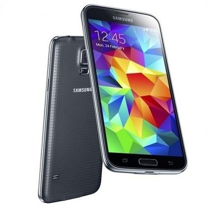 MWC 2014 : le Samsung Galaxy S5 enfin dévoilé ! - | Aie Tek | Scoop.it