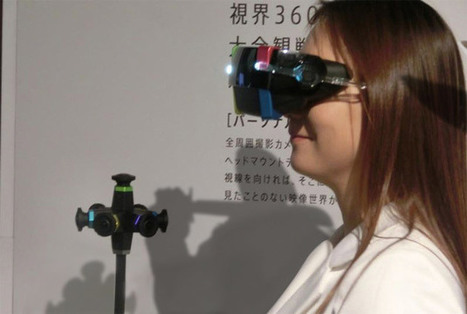 Panasonic's working on a headset to rival Samsung's Gear VR | #inLearning + HCI | Scoop.it