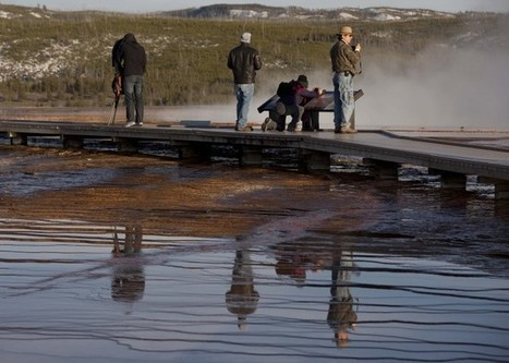 River Near Yellowstone National Park Begins To Boil, Sparks Concerns | Conformable Contacts | Scoop.it