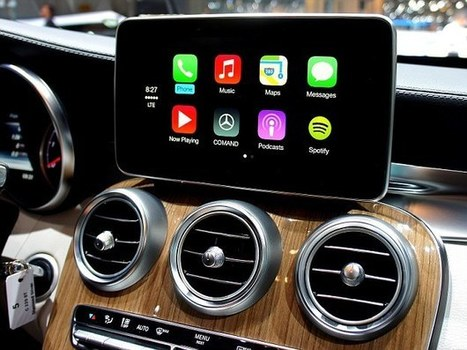 Do you know what every button in YOUR car does? Researchers say hi-tech features are being ignored as owners are confused | Kickin' Kickers | Scoop.it