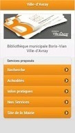 Bibliothèque Ville-d'Avray - Applications Android | Bib & Web | Scoop.it