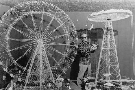 The Folsom Prisoner Who Built Functional Miniature Carnivals Out of Toothpicks | Library@CSNSW | Scoop.it