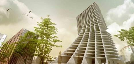 [Brazil ] Piratininga São Paulo High-Rise Housing Proposal / OODA | The Architecture of the City | Scoop.it