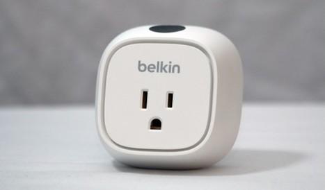 Test du WeMo Insight Switch de Belkin, la prise intelligente !   Hightech, domotique, robotique et objets connectés sur le Net   Scoop.it