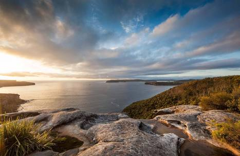 Arabanoo lookout at Dobroyd Head | NSW National Parks and Wildlife Service | Places of Historical Significance in the Manly Area: ideas for teaching Stage 1 HSIE Change and Continuity | Scoop.it