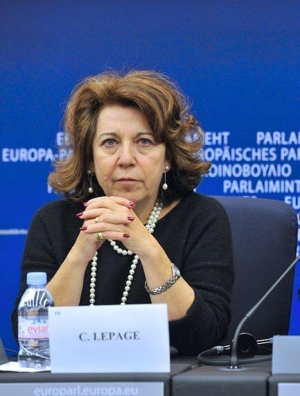 Corinne Lepage: «je suis préoccupée du poids croissant des lobbies» | Think outside the Box | Scoop.it