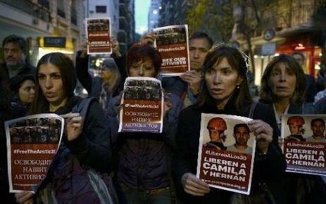 Russie: les militants de Greenpeace vont être inculpés de piraterie - Le Parisien | Divers actus | Scoop.it