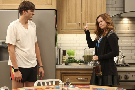 Lesbian character shakes up 'Two and a Half Men' - New York Post | All Things Lesbian | Scoop.it