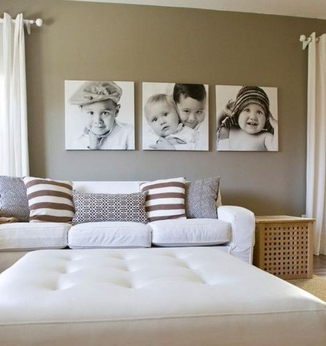 Picture Perfect: Decorate With Black And White Photographs For Exquisite Interiors | All things Interior Design | Scoop.it