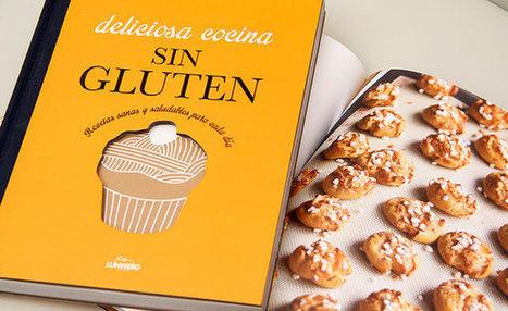 4 recetas #singluten de la mano de Deliciosa cocina sin gluten de Frédérique Jules, Jennifer Lepoutre y Mitsuru Yanase | Gluten free! | Scoop.it