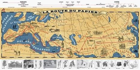 M comme métier ou plutôt P comme Papetier | D'Arverne et d'Armorique | GenealoNet | Scoop.it
