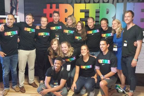 Mentorship program for LGBT athletes launched by GO! Athletes | Gay Sports | Scoop.it