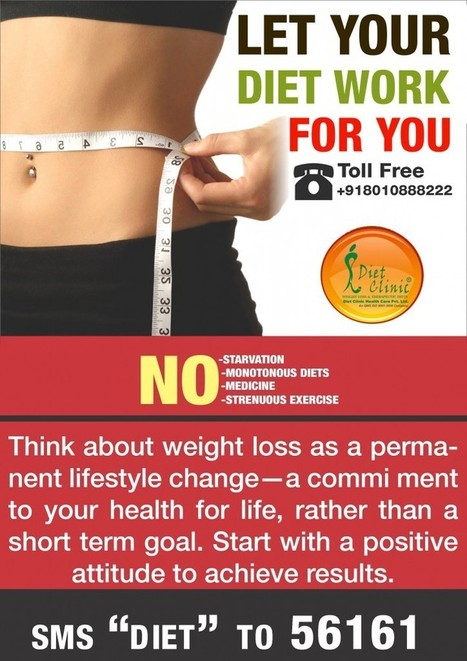Weight Loss Center in Ambala - Best Weight Loss Diet Plans | | Diet Clinic | Scoop.it