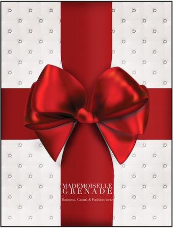 Mademoiselle Grenade - Mademoiselle Grenade joue au Père-Noël. | les femmes chics ont leur mode | Scoop.it