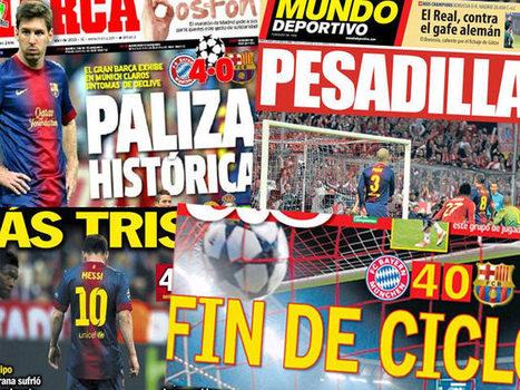 FOX Sports | Ponemos más | Noticias, resultados, estadísticas y videos. | Futbol 16 | Scoop.it