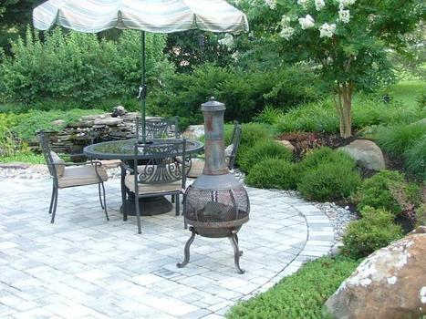 Patio Landscaping Design | HomeBigIdea.com | What's Interesting and Trending Around The Web, United States and The World | Scoop.it