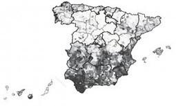 Un atlas de mortalidad muestra la brutal desigualdad norte-sur en España   Nuevas Geografías   Scoop.it