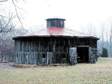 Graham Round Barn added to county's historic properties   news@norman   Lake Norman   Scoop.it