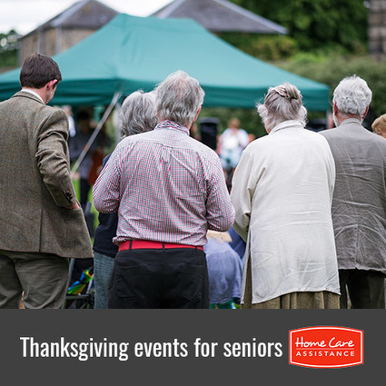 Thanksgiving Events for Elderly in Phoenix, AZ | Senior Home Care in Phoenix | Scoop.it