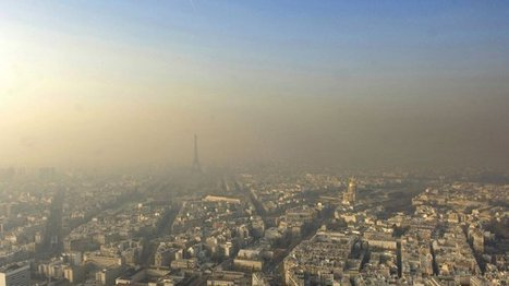 Pollution à Paris : la justice saisie pour la première fois | beaux sites et villages de France - France nicest villages and sites | Scoop.it