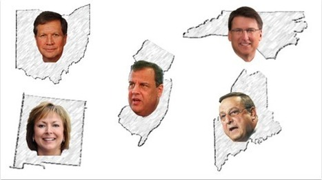Part 2! Worst governors who put rich corporations and CEOs before students and schools | Education Votes | NEA.org | Social Engineering | Scoop.it