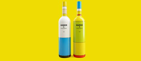 Il giallo delle bottiglie di Homer | Wineditors | Italian Finest Food | Scoop.it