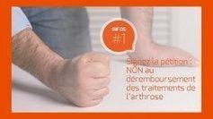 Les médecins partent en guerre contre le déremboursement d'un traitement de l'arthrose - France 3 Bourgogne | Déremboursement de l'acide hyaluronique | Scoop.it