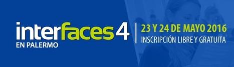 Interfaces Palermo 2016 - Congreso de Creatividad, Diseño y Comunicación   DC-UP   Congresos y Jornadas en Educación   Scoop.it
