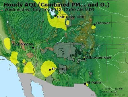 [Colorado] AIRNow | Indoor air pollution | Scoop.it