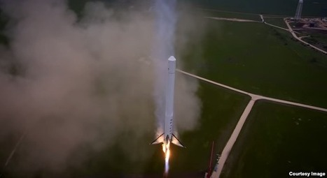 SpaceX's Reusable Falcon 9 Successfully Launches and Lands | Amazing Science | Scoop.it