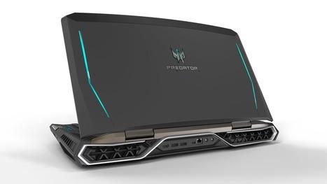 Acer invente l'ordinateur portable pas portable (et on en veut un) - Tech - Numerama | Freewares | Scoop.it