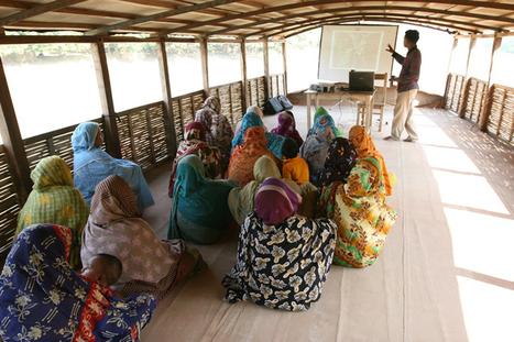 solar-powered floating schools, bangladesh | Tech ideas in classroom | Scoop.it