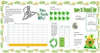 Classroom Magic: March Math | Seasonal Freebies for Teachers | Scoop.it