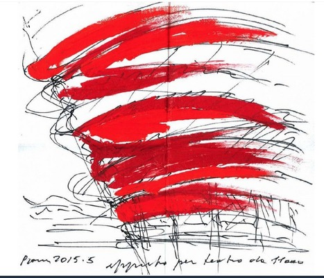 17 NAPKIN Sketches by Famous Architects | The Architecture of the City | Scoop.it