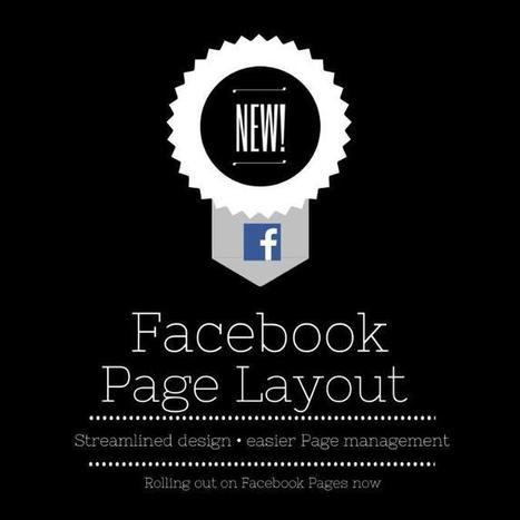 NEW Facebook Page timeline layout! | Social Media | Scoop.it