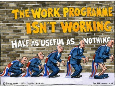 Confusion reigns over work programme for thedisabled   Disability Issues   Scoop.it