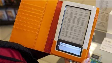 Your E-Book Is Reading You | Echos des Labs | Scoop.it