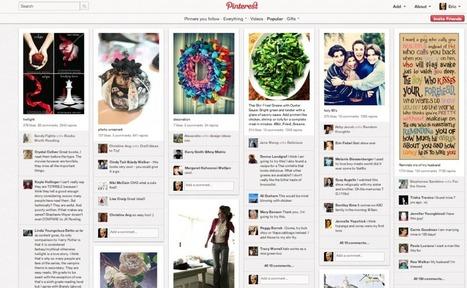 Curation visuelle: Pinterest, beau & addictif ! | Metamedia | E-pedagogie, apprentissages en numérique | Scoop.it