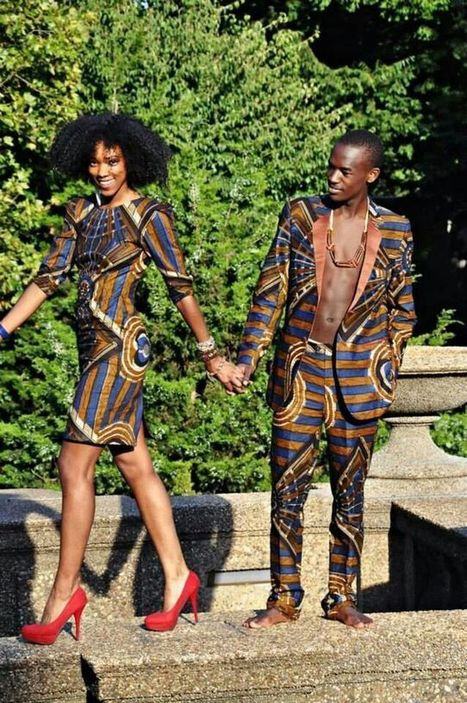 AFRICAN FASHIONS | art contemporain africain | Scoop.it