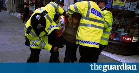 UK police forces under pressure to stop using spit hoods | Police Problems and Policy | Scoop.it