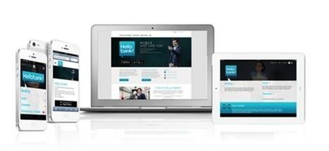 La première banque mobile européenne voit le jour en Belgique | L'info du web | Scoop.it