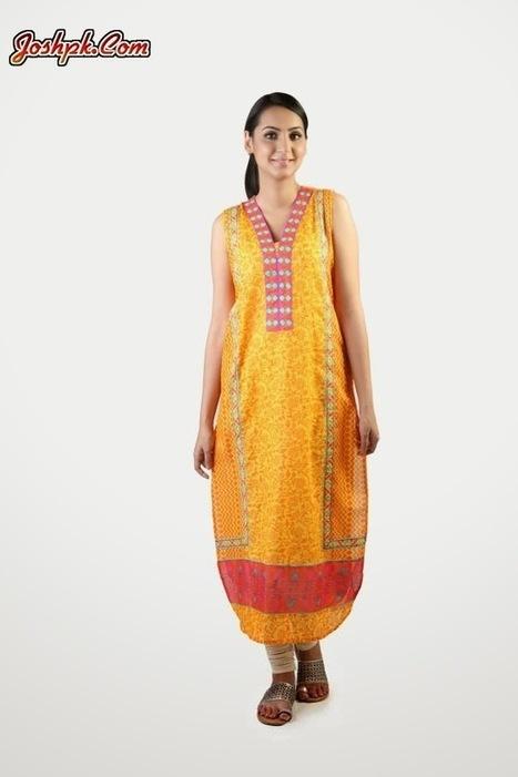 Khaadi Pret New Arrival Summer Wear Collection 2014 For Women   joshpk   Scoop.it